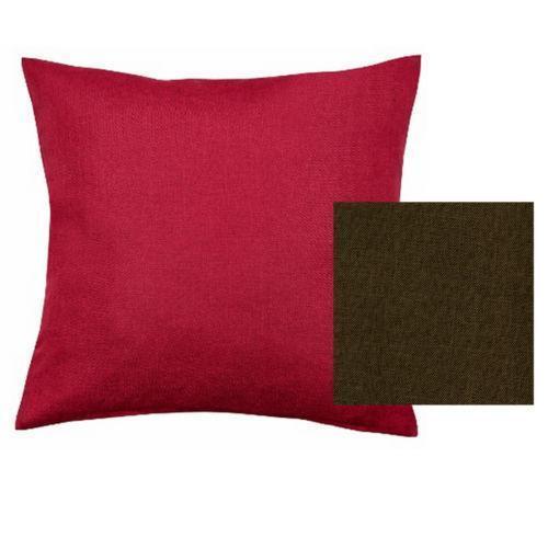 kissenbezug 40x40 leinen ebay. Black Bedroom Furniture Sets. Home Design Ideas