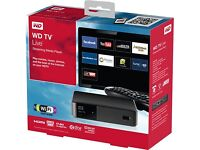 Brand New and Boxed WD TV Live Media Player