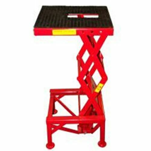 Scissor Type Motorcycle ATV Lifter Table Jack Lift
