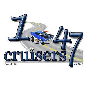 1/47 CRUISERS CAR SHOW