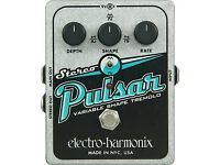 Stereo Pulsar pedal