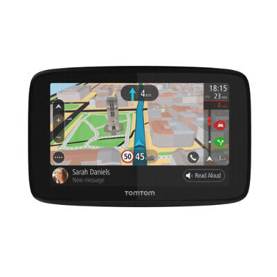 TomTom GO 520 5 Inch Portable GPS Car Navigation System