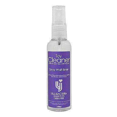 SEX TOY CLEANER 100ml Water Based Hygiene Sexual Health LOVING JOY UK Discreet