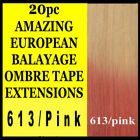 Human Hair Ombré Tape - In Hair Extensions