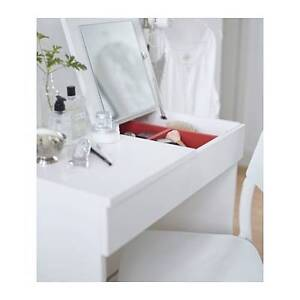 IKEA BRIMNES DRESSING TABLE--WHITE---BRAND NEW IN BOX Wynn Vale Tea Tree Gully Area Preview