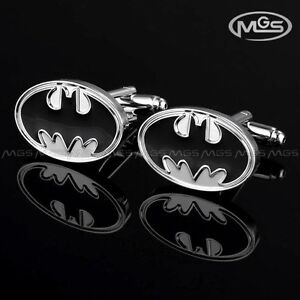 TRANSFORMERS BATMAN SUPERMAN SPIDERMAN STAR TREK WARS IRON MAN FLASH CUFF LINKS
