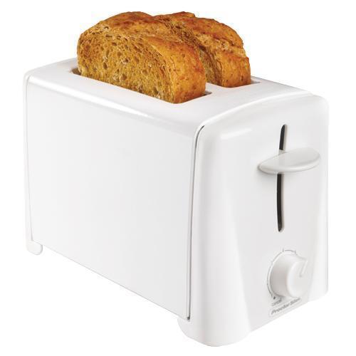 Proctor Silex 2-Slice Toaster White 22611