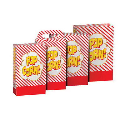 Gold Medal 8 Take Home Popcorn Box Red And White 8 L X 3 W X 11 D 250case