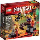 Cole Ninjago LEGO Minifigures