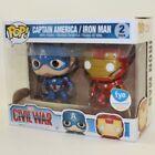 Captain America Captain America Iron Man TV & Movie Character Toys