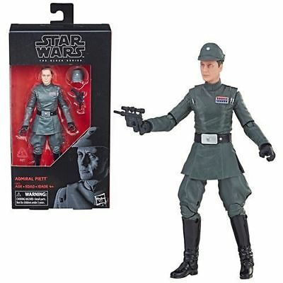 "Star Wars Black Series ADMIRAL PIETT Limited Exclusive 6"" Figure PRE ORDER"