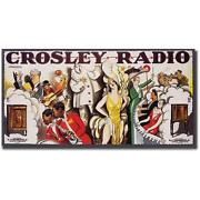 Crosley Tube Radio