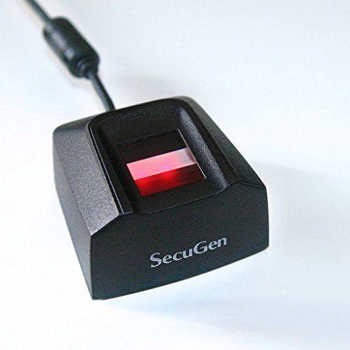 SecuGen Hamster Pro 20 fingerprint recognition reader