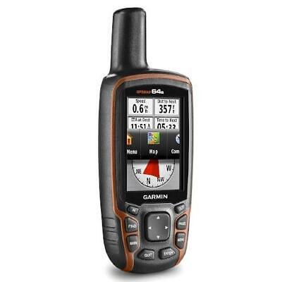 Garmin GPSMAP 64s GPS Rugged Outdoor Handheld Hiking Navigator Receiver