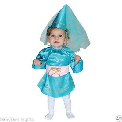 Am Pm Kids Baby Mädchen Kleinkind Prinzessin Halloween Kostüm 28024