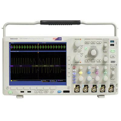 Tektronix Dpo4104b Mixed Signal Oscilloscope 1 Ghz 5 Gss 4 Ch