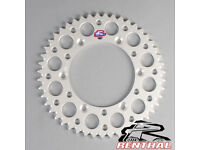 Renthal Rear Sprocket DRZ 400 00-11 SM S E Enduro 47 T