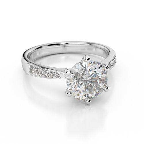 Cent Diamond Ring Price