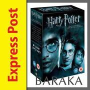 Harry Potter Complete DVD Box Set