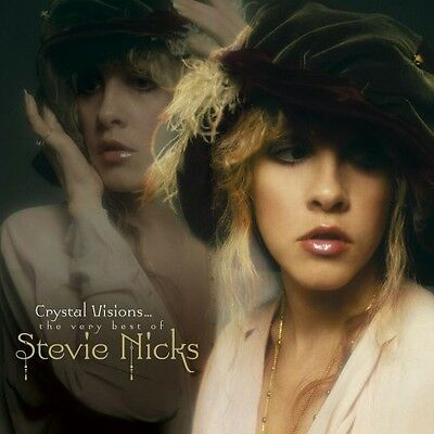 Stevie Nicks   Crystal Visions Very Best Of Stevie Nicks  New Vinyl