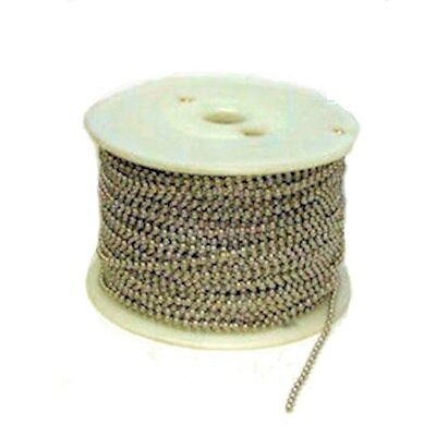 250' Roll nickel ball beaded chain    TR-711