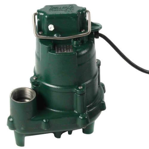Zoeller BN-153 1/2 hp Effluent Sump Pump BN153 153-0005