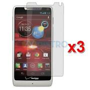 Droid RAZR M Screen Protector