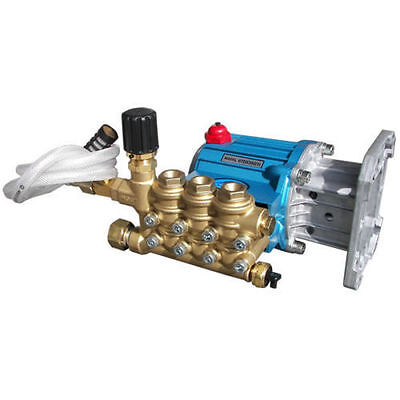 Pressure Washer Pump - Plumbed - Cat 67ppx39g1i - 3.9 Gpm - 4200 Psi - 3400 Rpm