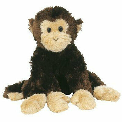 TY Beanie Baby - SWINGER the Monkey (9 inch) - MWMTs Stuffed Animal Toy