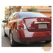 Nissan Altima Spoiler