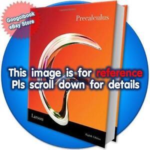 Precalculus books ebay precalculus 8th edition fandeluxe Images