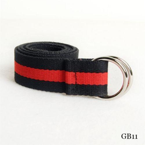 leather belt o ring ebay