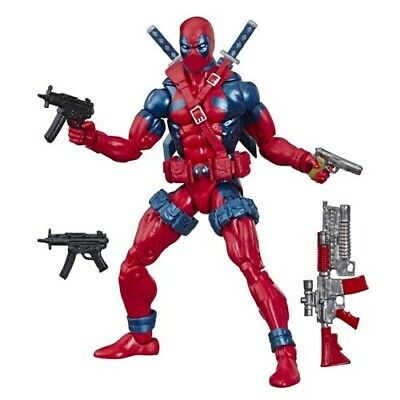 X-Men X-Force Retro Marvel Legends 6-Inch Deadpool Action Figure Exclusive New