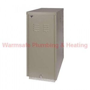 Grant Vortex Pro 15/21 External Floor Standing Oil Boiler ErP & Flue VTXOM1521
