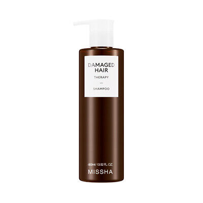 [MISSHA] Damaged Hair Therapy Shampoo - 400ml
