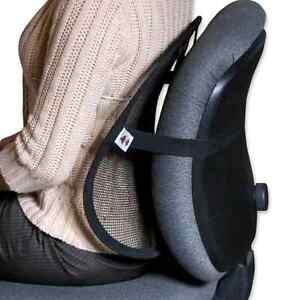 Easy Posture Lumbar Back Support Mesh Lower Pain Sit Chair