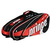 PRINCE TOUR TEAM 12 PACK TENNIS RACQUET BAG , BRAND NEW
