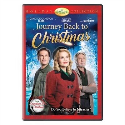 JOURNEY BACK TO CHRISTMAS New DVD Candace Cameron Bure Hallmark Channel