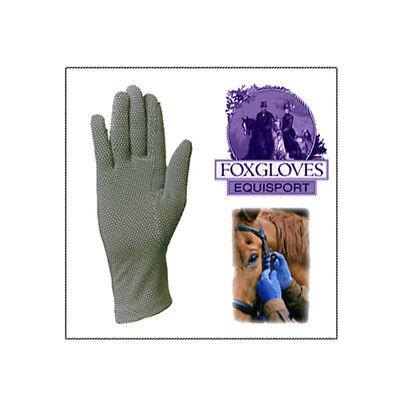 Black SALE Expander Horse Riding Glove Elico One Size