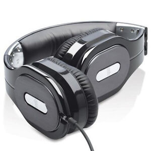 BRAND new PSB M4U 1 Over-Ear Headphones BLACK colour on sale!