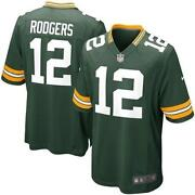 Green Bay Packers Jersey 12