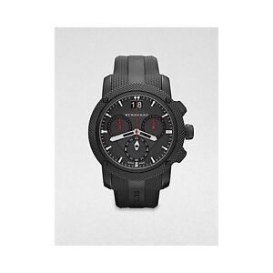 Burberry Endurance Chronograph Mens Watch, MINT Condition