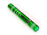 1200LM LED High Power Torch Green