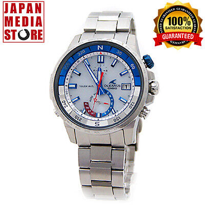 CASIO OCEANUS OCW-P1000-7AJF Cachalot Series Elegant Watch JAPAN OCW-P1000-7A for sale  Shipping to Canada