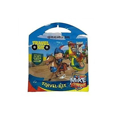 Mike The Knight Bag (Mike the Knight Travel Kit - activity pad with pencils in resealable)