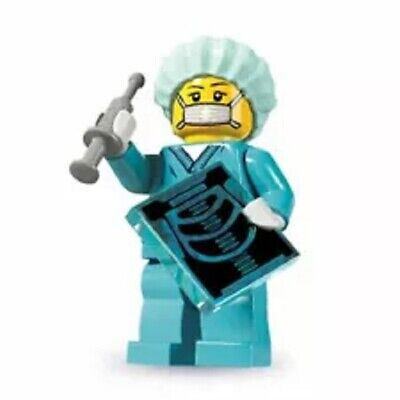 "LEGO MINIFIGURES SERIES 6 (8827) The ""SURGEON"" ~ (SEALED PACK) FREE SHIPPING"