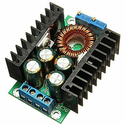 Dc-dc Cc Cv Buck Converter Step-down Power Module 7-32v To 0.8-28v 12a 300w Usa