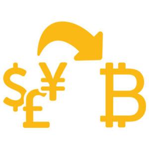 I buy / sell / vend / achete Bitcoin. Cash. No ID. Anonymous.