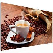 Leinwand Bilder Kaffee