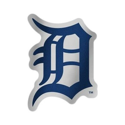 Tigers Badge (DETROIT TIGERS AUTO BADGE CAR DECAL EMBLEM 3